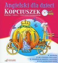 Angielski dla dzieci - Kopciuszek EDGARD - 44275