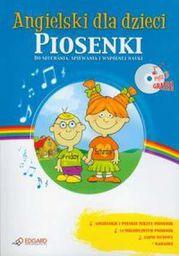 Angielski dla dzieci - Piosenki wyd. 2011