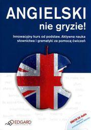 Edgard Angielski nie gryzie! Książka + CD - 93097
