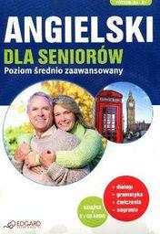 Edgard Angielski dla seniorów Poziom średnio zaawansowany - 100993