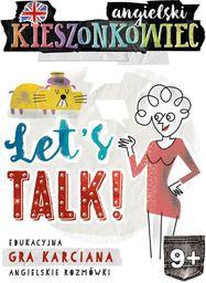 Kieszonkowiec angielski Let's Talk (9+)