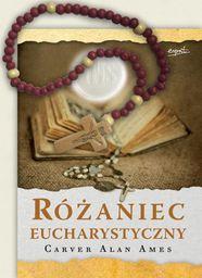 Różaniec Eucharystyczny. Książka z różańcem - 154878