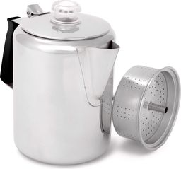GSI Zaparzarka do kawy glacier stainless 9 cup perc (65209)