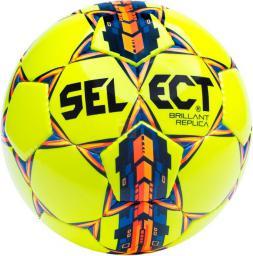 Select Piłka nożna Brillant r. 4 (01151)