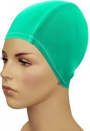 Gwinner Czepek pływacki Bathing Cap For Long Hair Zielony