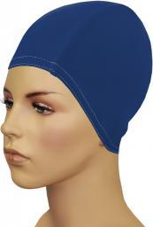 Gwinner Czepek pływacki Bathing Cap For Long Hair Niebieski