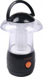 King Camp LAMPA 4 LED CAMPING LIGHT KA4928 czarna - (80067)
