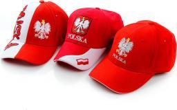 Czapka Polska biało-czerwona (19767)
