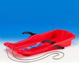 Marmat Sanki plastikowe z hamulcami czerwone (26063)