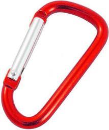 Rockland Karabinek do kluczy Czerwony (119 RED)