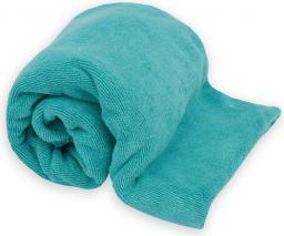 Rockland Ręcznik frotte szybkoschnący niebieski 50x100cm r. M (142)