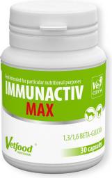 Vetfood Immunactiv MAX 30 caps