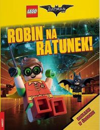 Lego(R) Batman Movie. Robin na ratunek - 242499