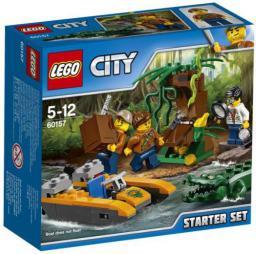 LEGO CITY Dżungla - zestaw startowy (60157)