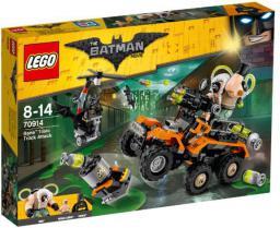 LEGO Batman Bane™ - Atak toksyczną ciężarówką  (LG70914)