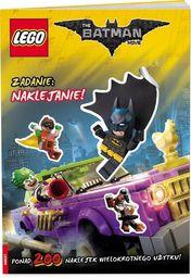 LEGO (R) Batman Movie. Zadanie: naklejanie! - 229047
