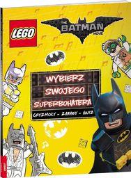 LEGO (R) Batman Movie Wybierz swojego superbohatera - 229044