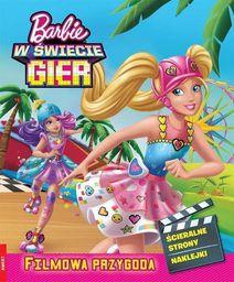 Filmowa przygoda. Barbie w świecie gier - 228858