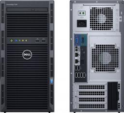 Serwer Dell PowerEdge T130 E3-1220v6/8GB/2x1TB/S130/3Y NBD (PET130PL1A)