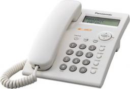 Telefon przewodowy Panasonic KX-TSC11PDW