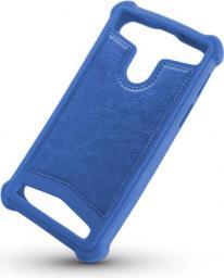 Etui Silicon style, 4–4.5`, niebieski (GSM028752)