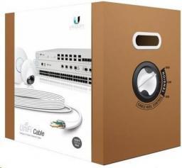 Ubiquiti Kabel instalacyjny,  Cat6, 23 AWG,  305m (UC-C6-CMR)