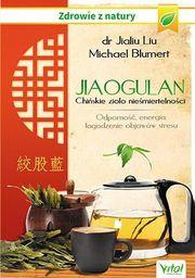 Jiaogulan. Chińskie zioło nieśmiertelności - 168360