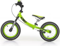 Milly Mally Rowerek biegowy YOUNG Zielony