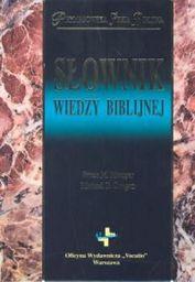 Słownik wiedzy biblijnej - 191456