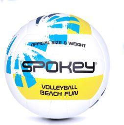 Spokey Piłka siatkowa Beach Fun r. 5 (920102)