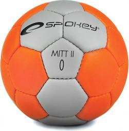 Spokey Piłka ręczna MITT II r. 0 szaro-pomarańczowa (834052)
