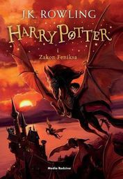 Harry Potter 5 Zakon Feniksa wydanie 2016