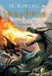 Harry Potter 4 Czara Ognia wydanie 2016