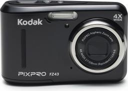 Aparat cyfrowy Kodak FZ43 Czarny
