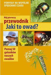 Mój pierwszy przewodnik. Jaki to owad? - 194556