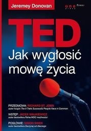 TED. Jak wygłosić mowę życia - 178726