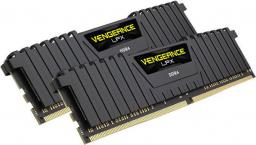 Pamięć Corsair Vengeance LPX, DDR4, 16 GB, 3200MHz, CL16 (CMK16GX4M2Z3200C16)