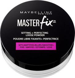 Maybelline  Master Fix Setting + Perfecting Loose Powder puder transparentny 6g