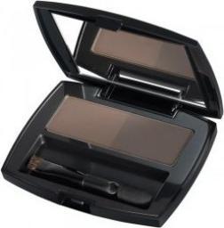 IsaDora Perfect Brows zestaw cieni do brwi w kompakcie 15 Brown Duo 3g