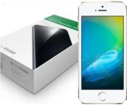 Giga Fixxoo wyświetlacz iPhone SE biały (15261)