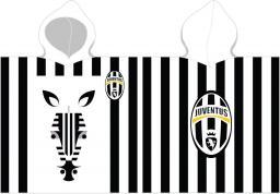 CARBOTEX Poncho licencyjne Juventus 60x120 cm
