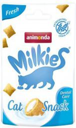 ANIMONDA PETFOOD KOT 30g MILKIES FRESH DENTAL CARE