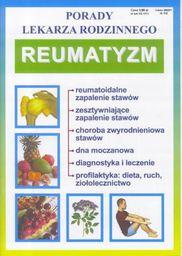 Porady lek.rodzinnego. Reumatyzm. Nr 112 - 229299