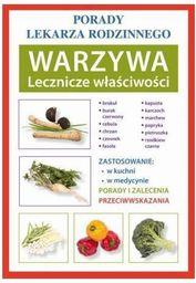 Porady lek. rodzinnego. Warzywa Lecznicze...nr92 - 201683