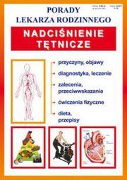 Porady lek. rodzinnego. Nadciśnienie tętnicze Nr50 - 119013