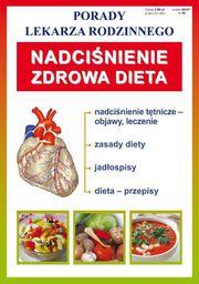 Porady lek. rodzinnego. Nadciśnienie Zdrowa.. Nr86 - 119027