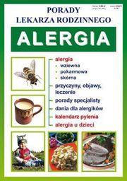 Porady lek. rodzinnego. Alergia Nr103 - 212948