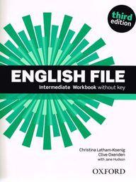 English File 3E Intermediate WB without key