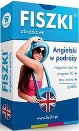 Angielski. Fiszki obrazkowe - W podróży