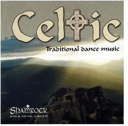 Celtic. Traditional Dance Music. Shamrock